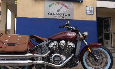 TALLER DE MOTOS EN CACERES GO-MOTOR