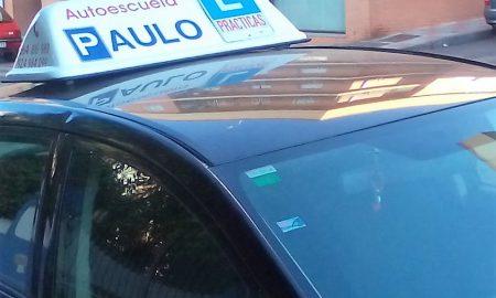 AUTOESCUELA EN ALMENDRALEJO PAULO