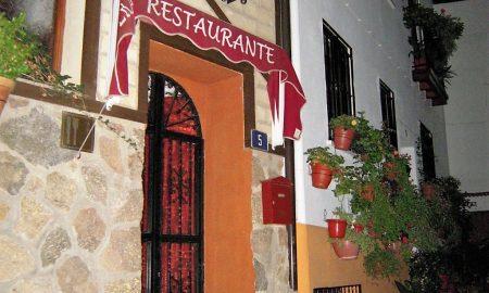 Restaurante En Garganta La Olla – La Vera