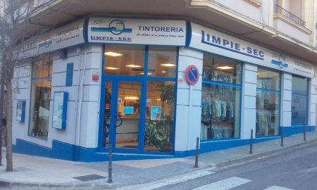 LAVANDERIA TINTORERIA EN CACERES LIMPIESEC