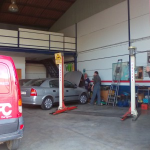 taller electromecanica fernandez y cañamero
