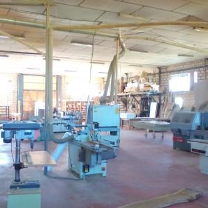 Carpintería Ebanistería en Cáceres Arias