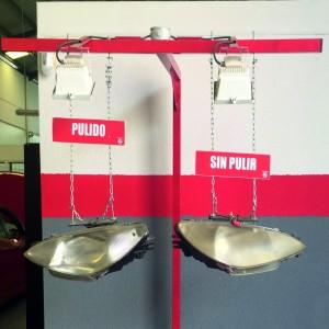 Cristaleria del automovil en Navalmoral de la Mata Ebora Glass pulido