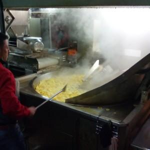 Fabrica de Patatas Fritas Gallo en Extremadura