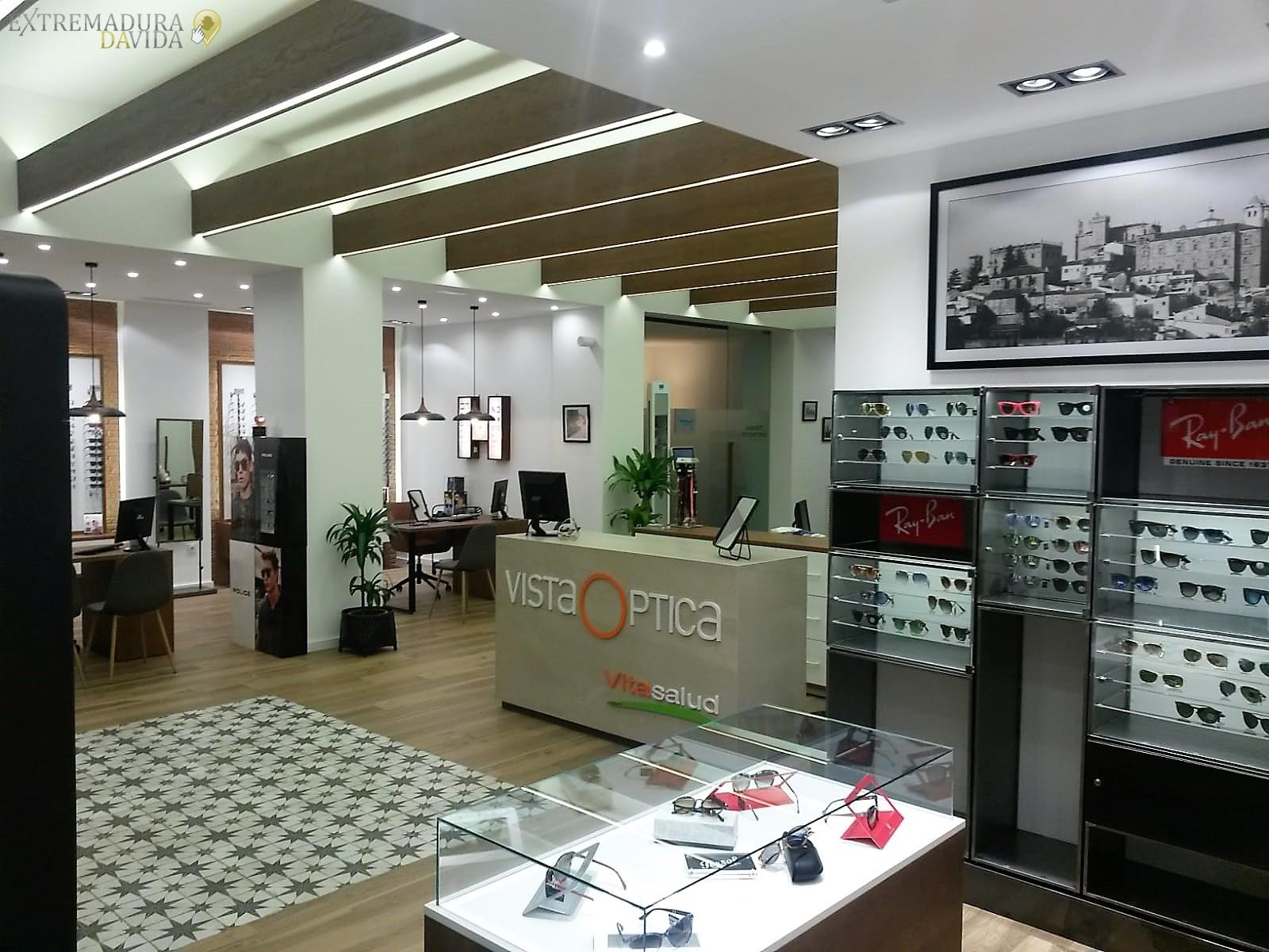 Óptica Audifonos en Cáceres Vista Optica
