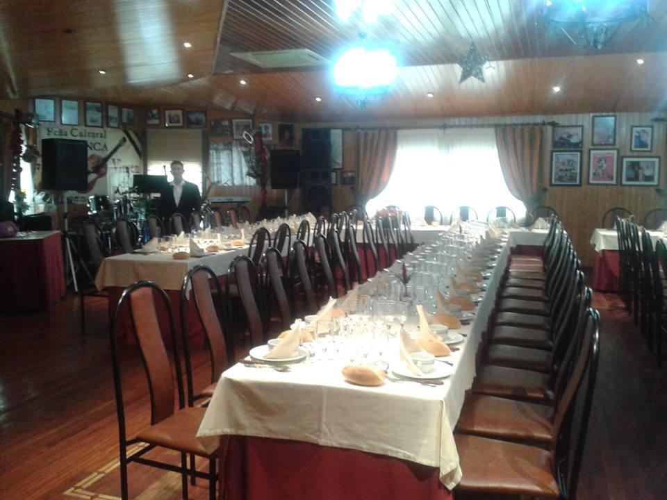 Restaurante Asadora Plasencia Barrio