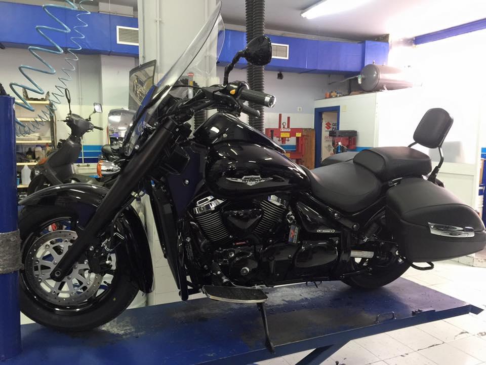 Taller Cáceres Motos Go Motor