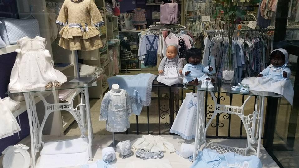 tienda niños Almendralejo Pequitas