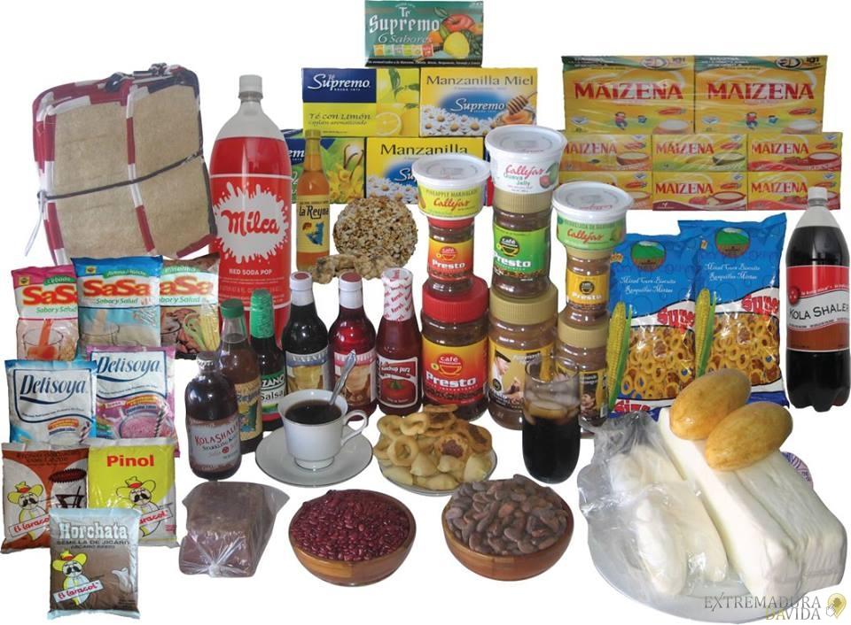 Productos Latinos , Envío Dinero Y Locutorio En Cáceres Torrefuerte