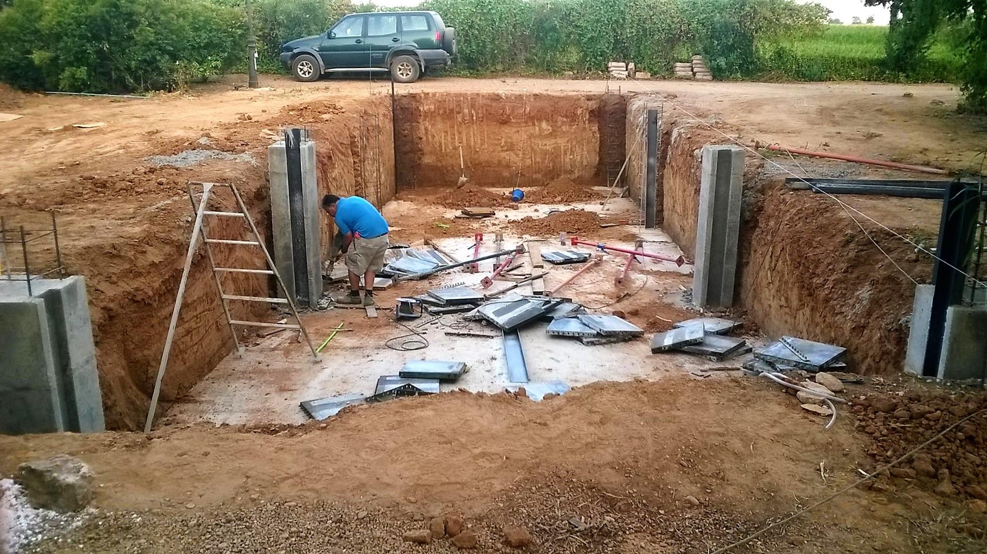 Impermeabilizaciones Montijo Impertre Construcciones