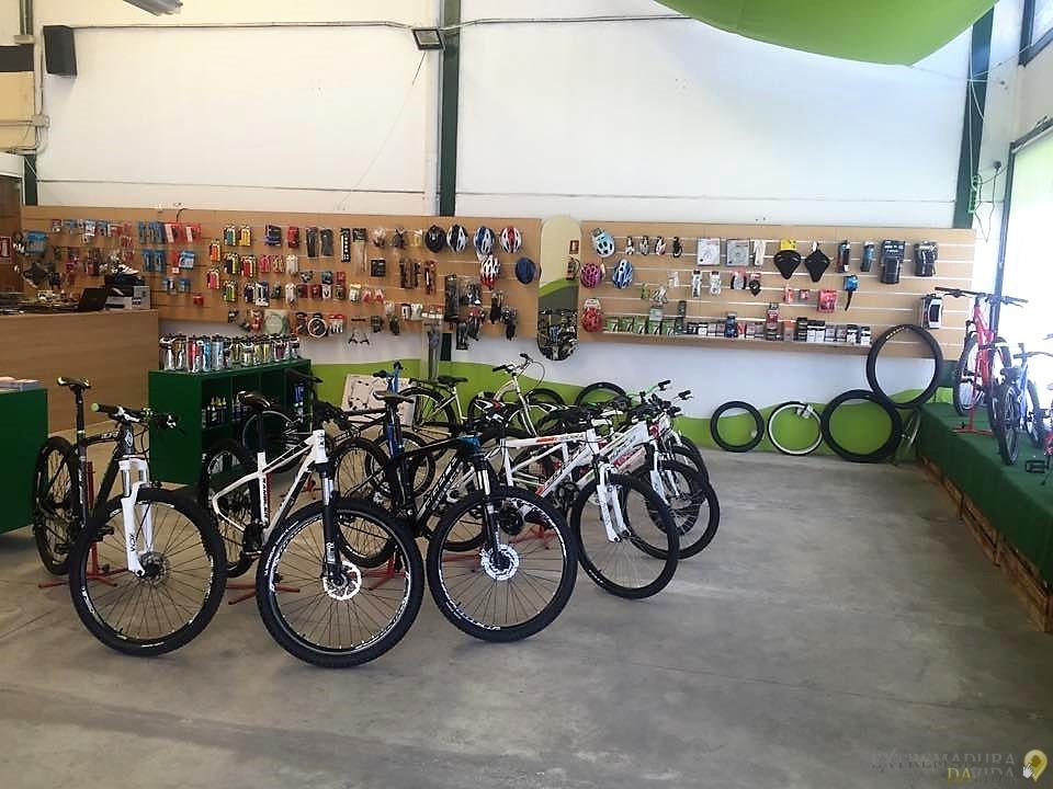 Bicicletas en Navalmoral de la Mata Tolebikes