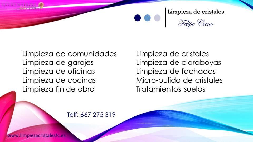 Limpiezas Extremadura F.J Acedo-Coria