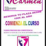 SALA FITNESS EN DON BENITO CARMEN