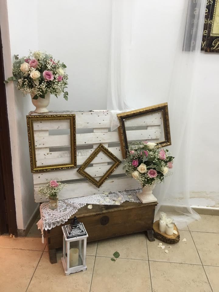 Floristería Eventos Almendralejo Pedro Nieto