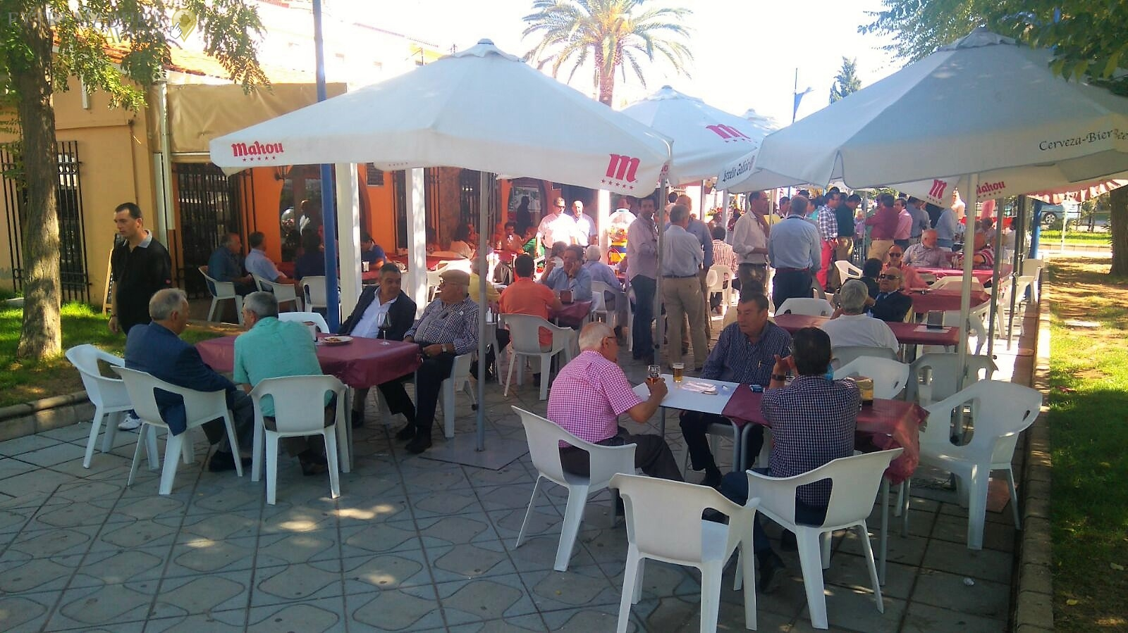 Restaurante raciones Zafra Gabi