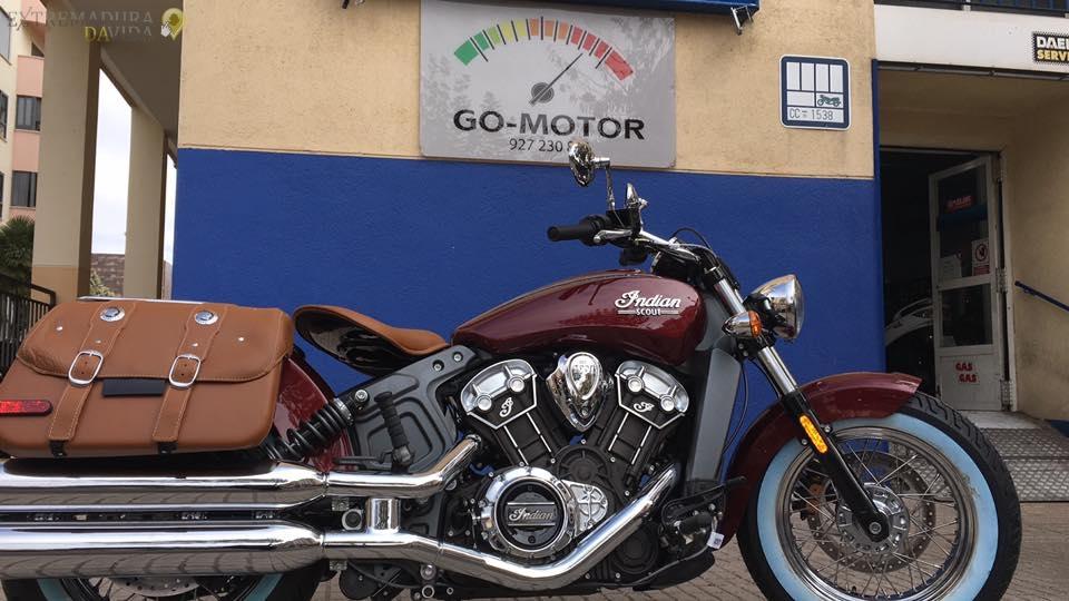 Taller motos Cáceres Go-Motor