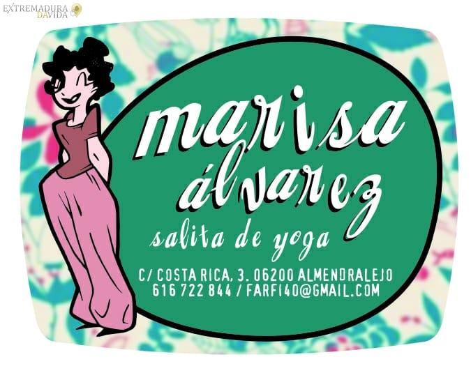 YOGA EN ALMENDRALEJO MARISA ALVAREZ