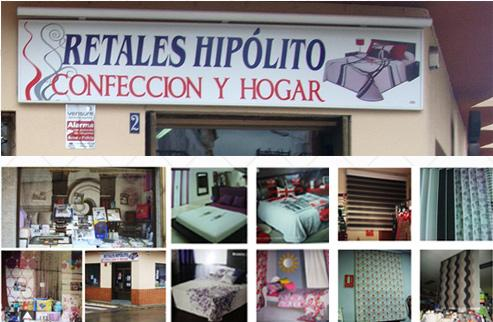 Retales en Miajadas Hopolito y Candido