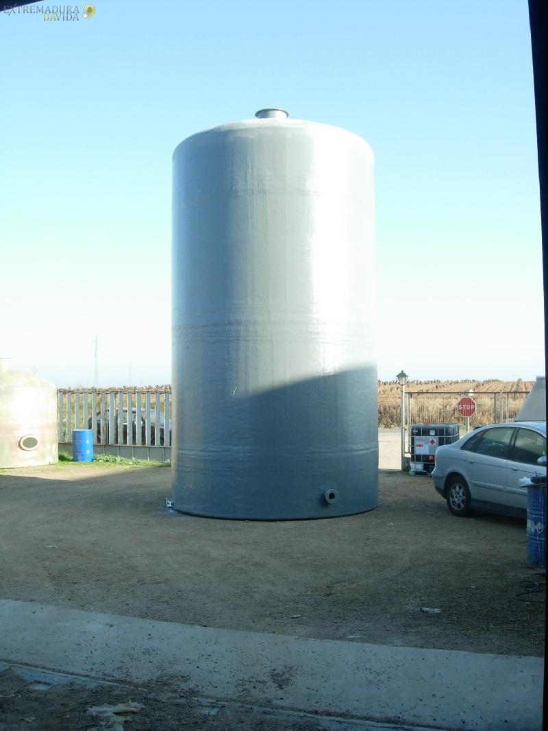 Poliester Almendralejo Depositos Agua