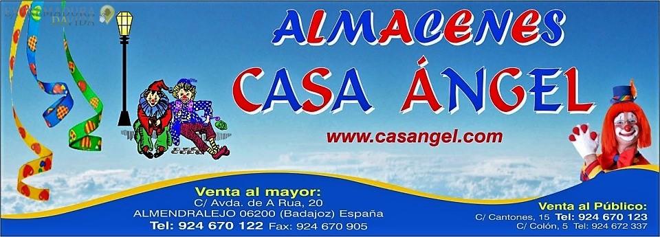 ALMACEN DISTRIBUIDOR EN EXTREMADURA CASA ANGEL SL