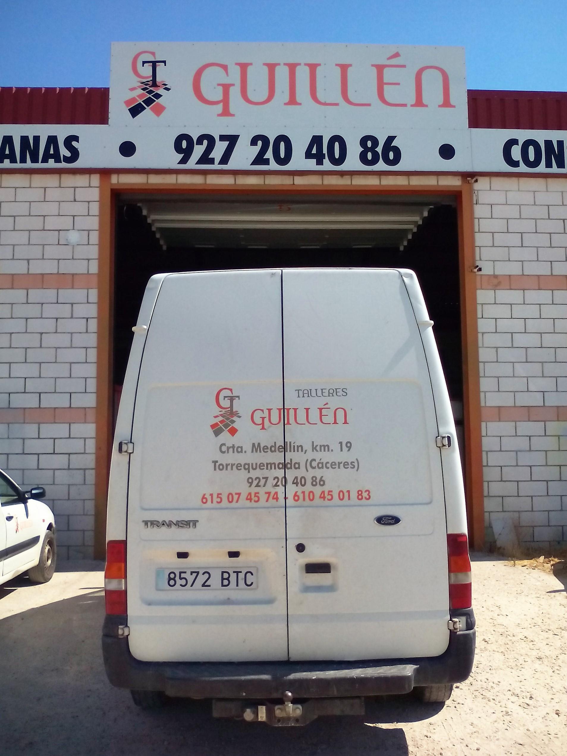 cerrajeria en Cáceres Guillen