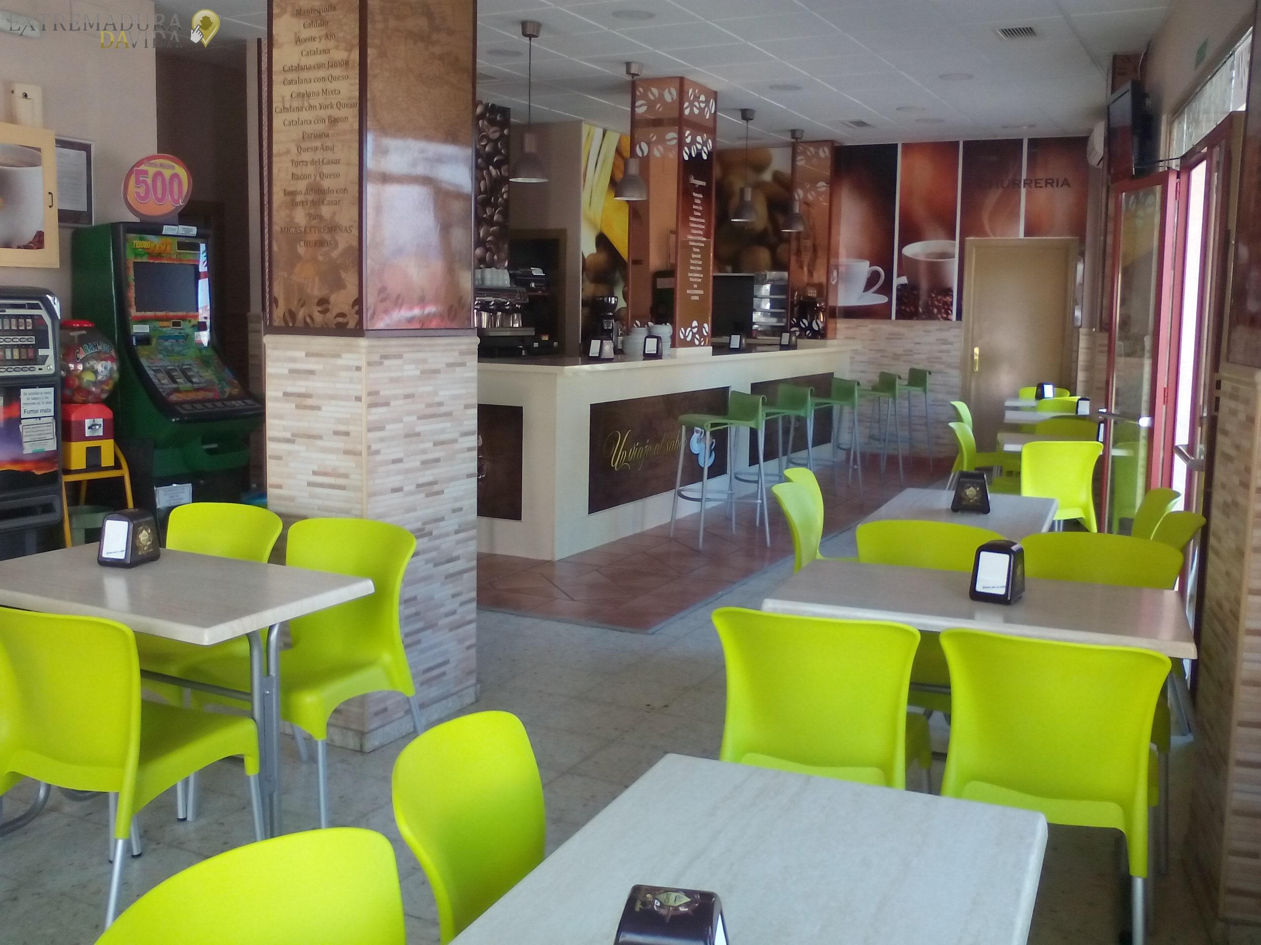 CHURRERIA EN ALMENDRALEJO CAFETERIA EL PILAR