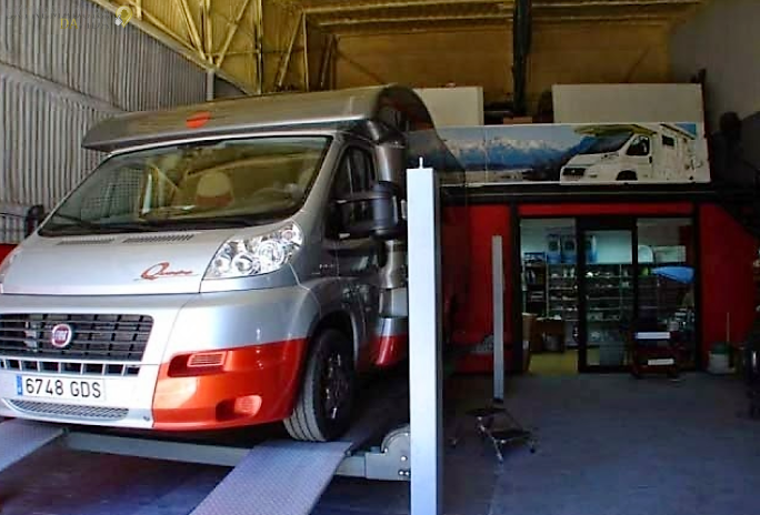 Taller mecánico en Cáceres Automoción Carrero