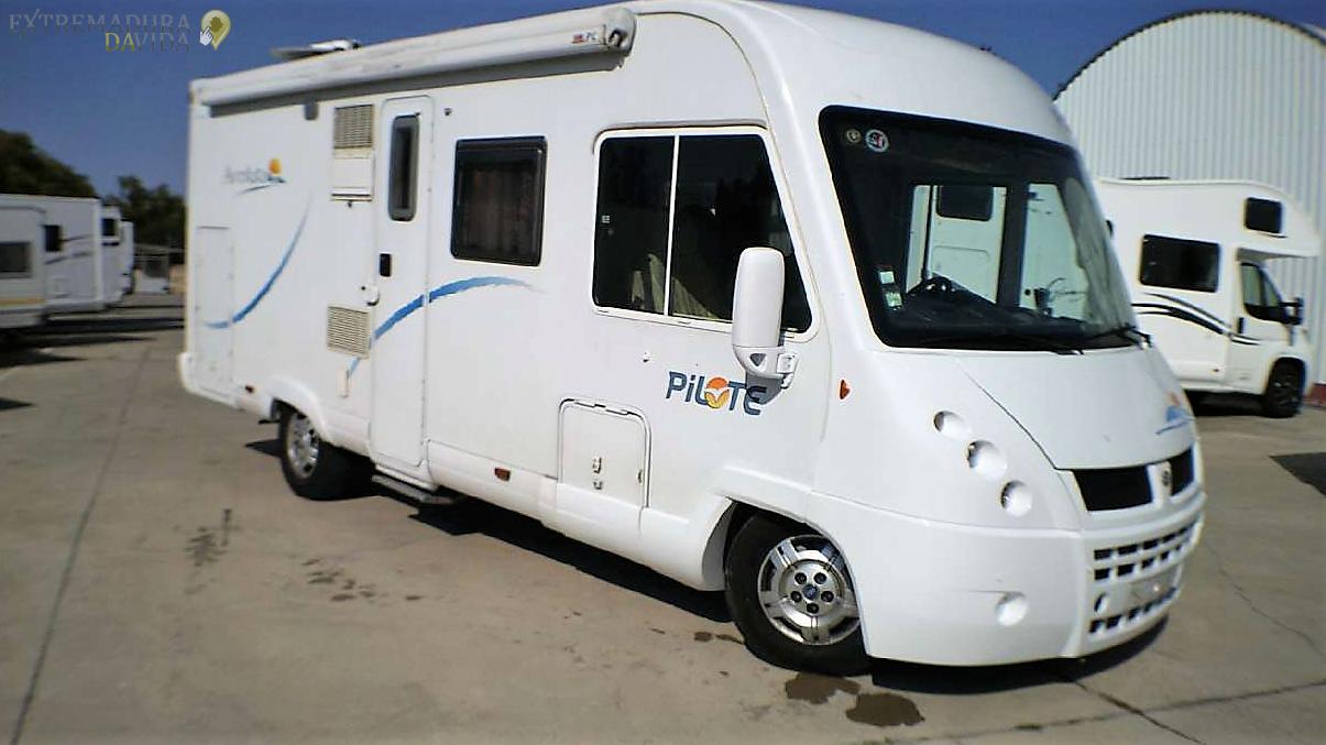 Autocaravanas y Caravanas en Cáceres , Carrero Caravaning