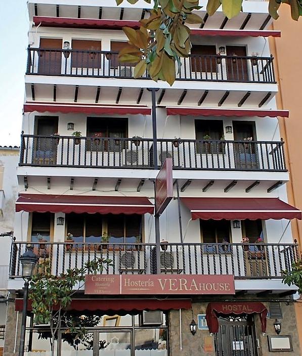 alojamientos en la vera Verahouse