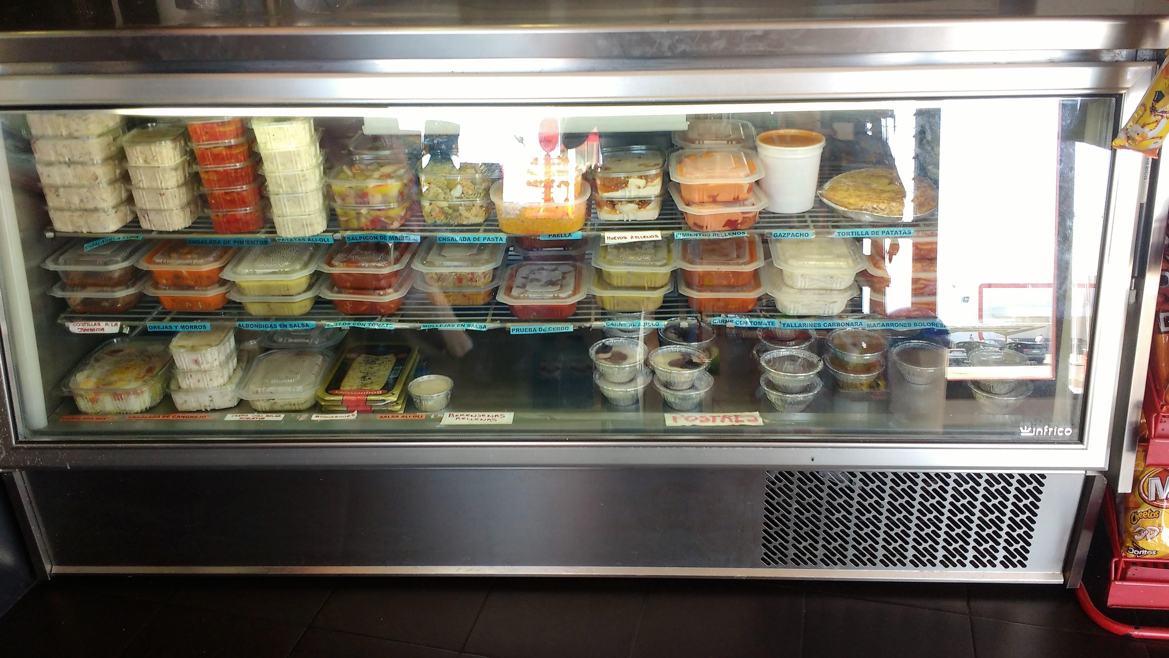 pollos asados comida para llevar Cáceres Pichon