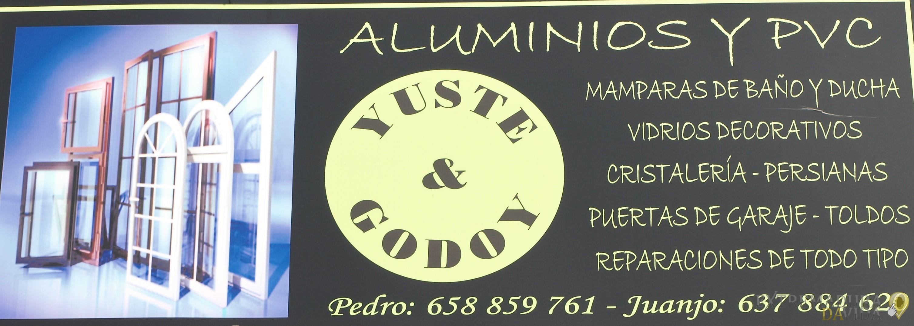Aluminios y PVC en Almendralejo Yuste y Godoy