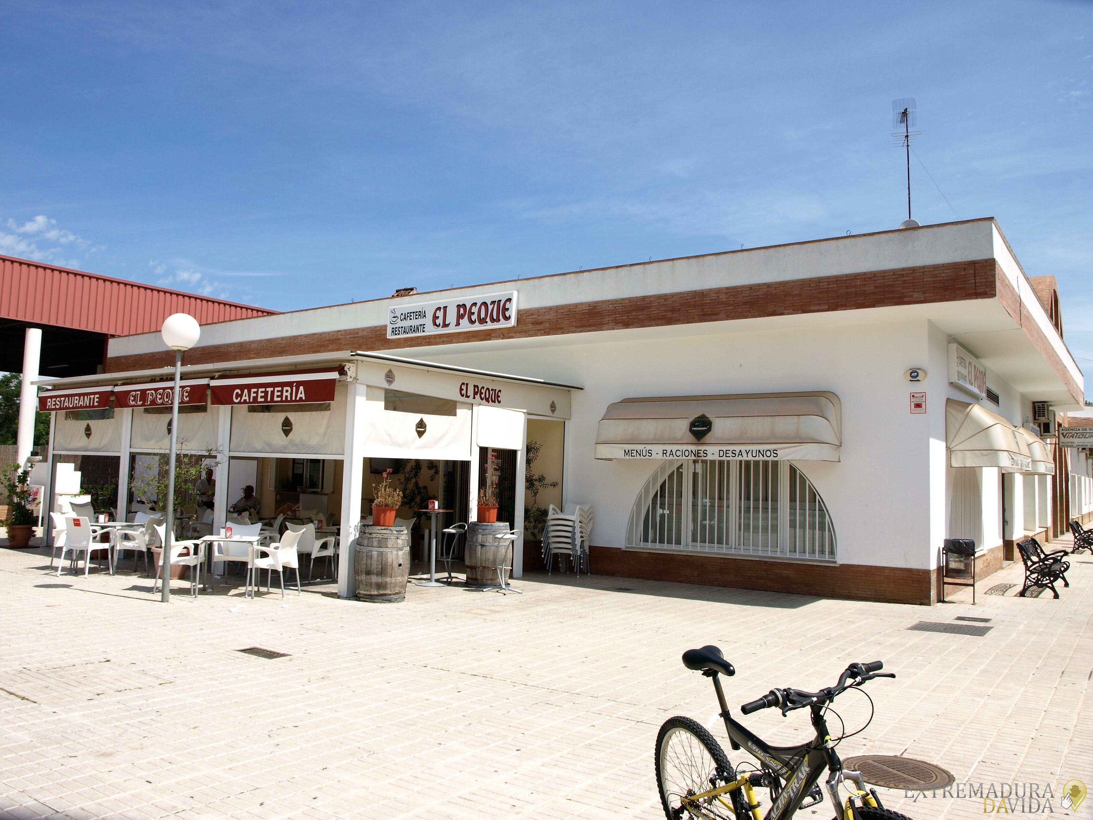 Restaurante menú Almendralejo El Peque