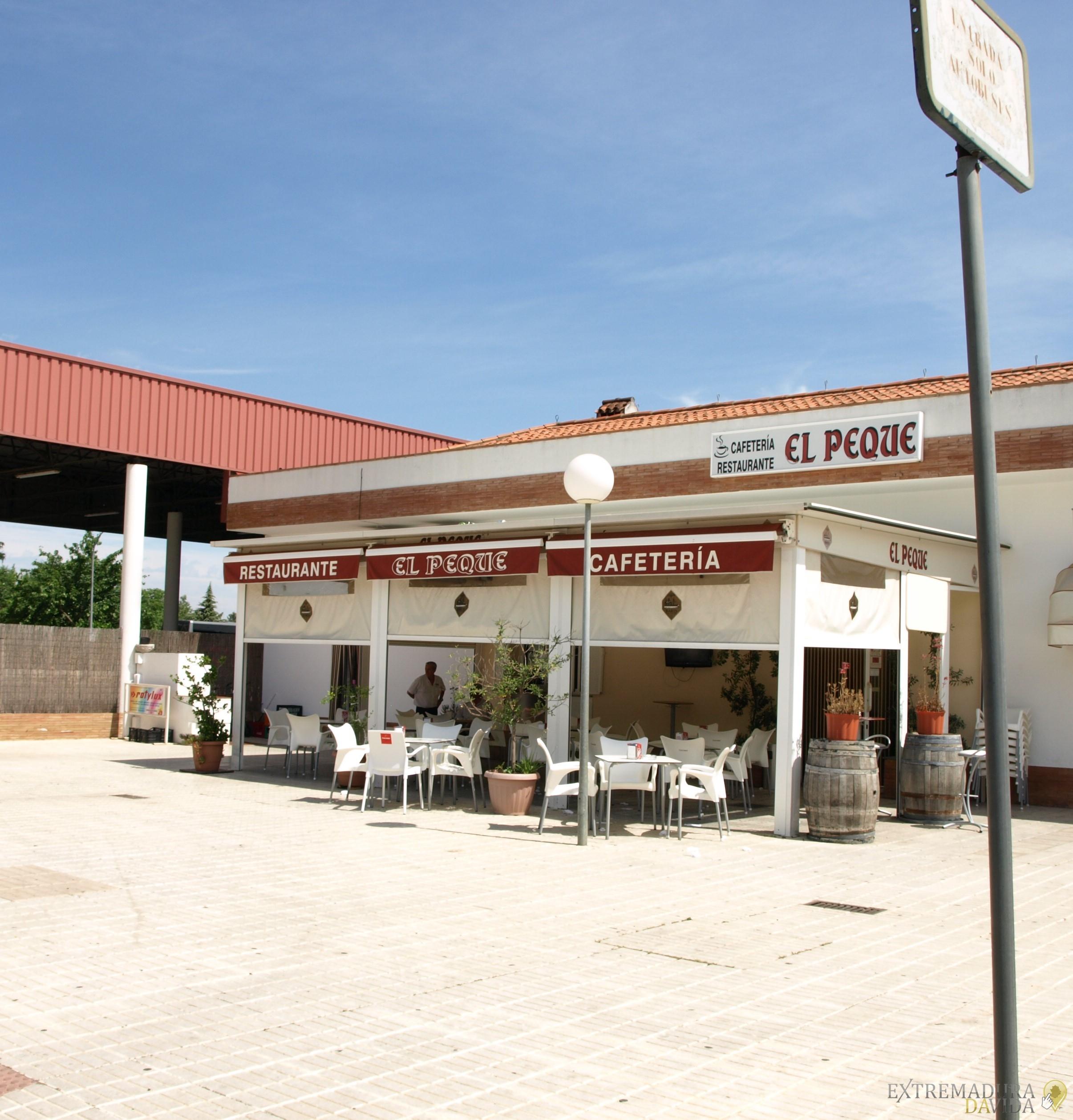 RESTAURANTE CAFETERIA EN ALMENDRALEJO