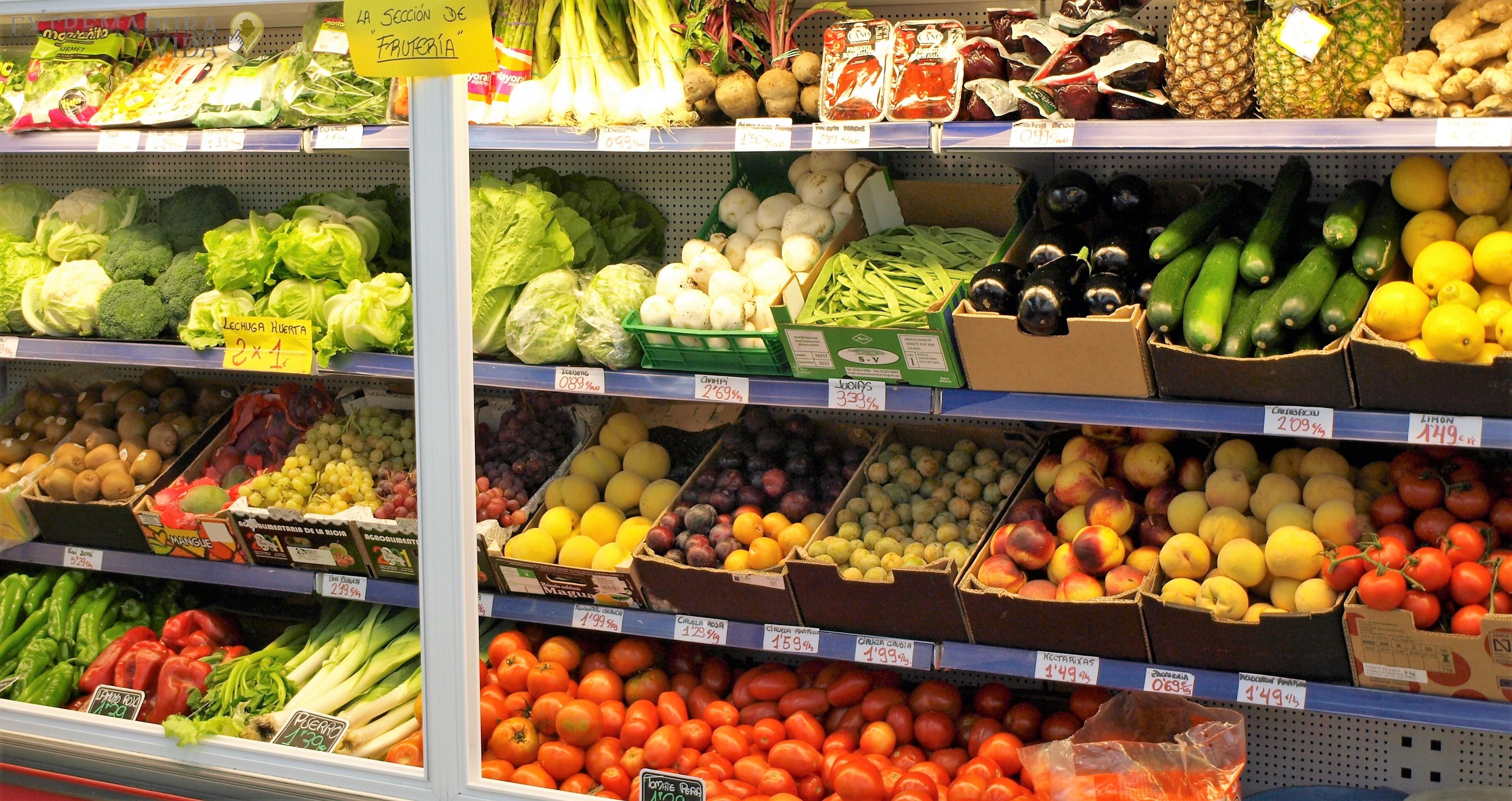 Supermercado en Trujillo y Comarca , Supermercados Extremadura