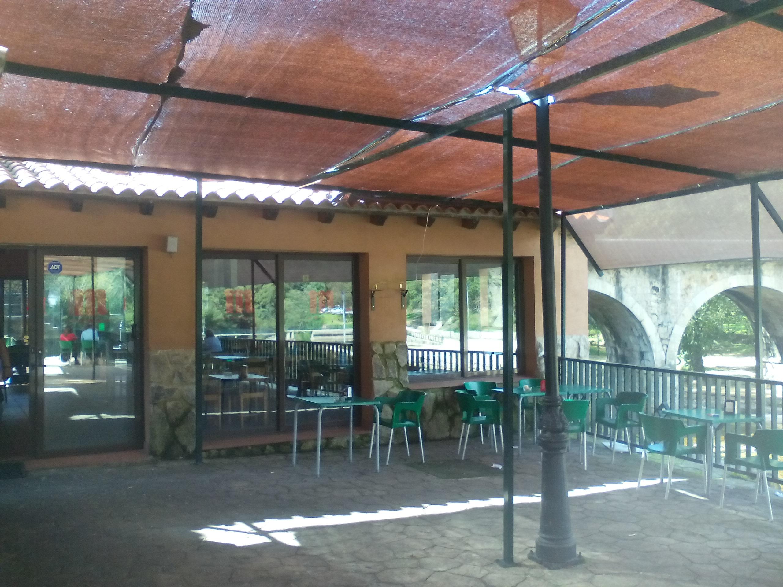 RESTAURANTE EL LAGO DE JARAIZ DE LA VERA