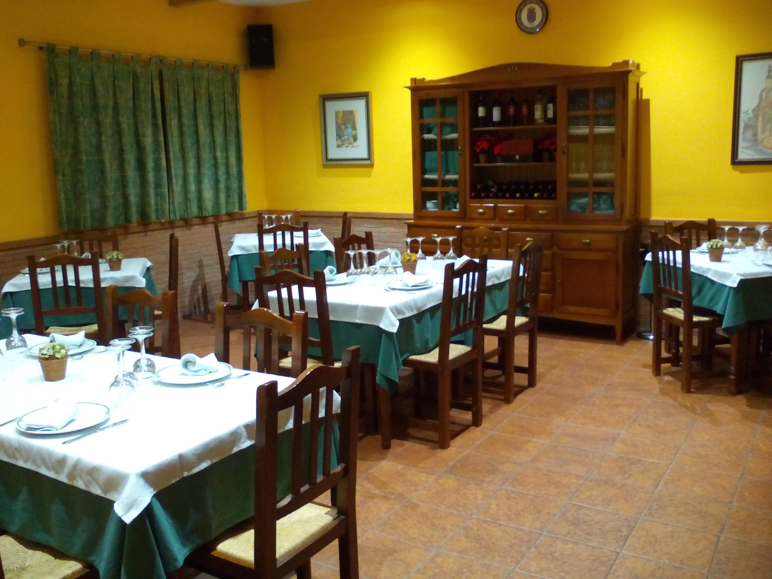 Restarante en Ruanes La Cañada