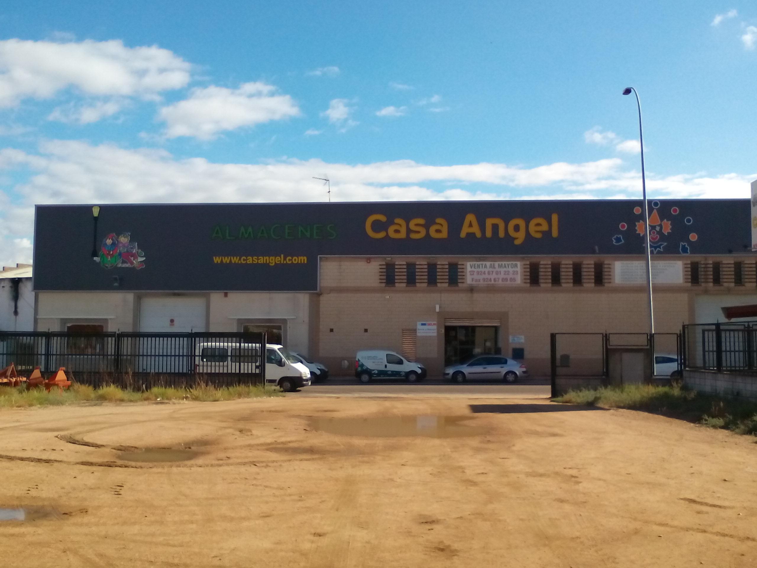 almacenes Extremadura disfraces Casa Angel