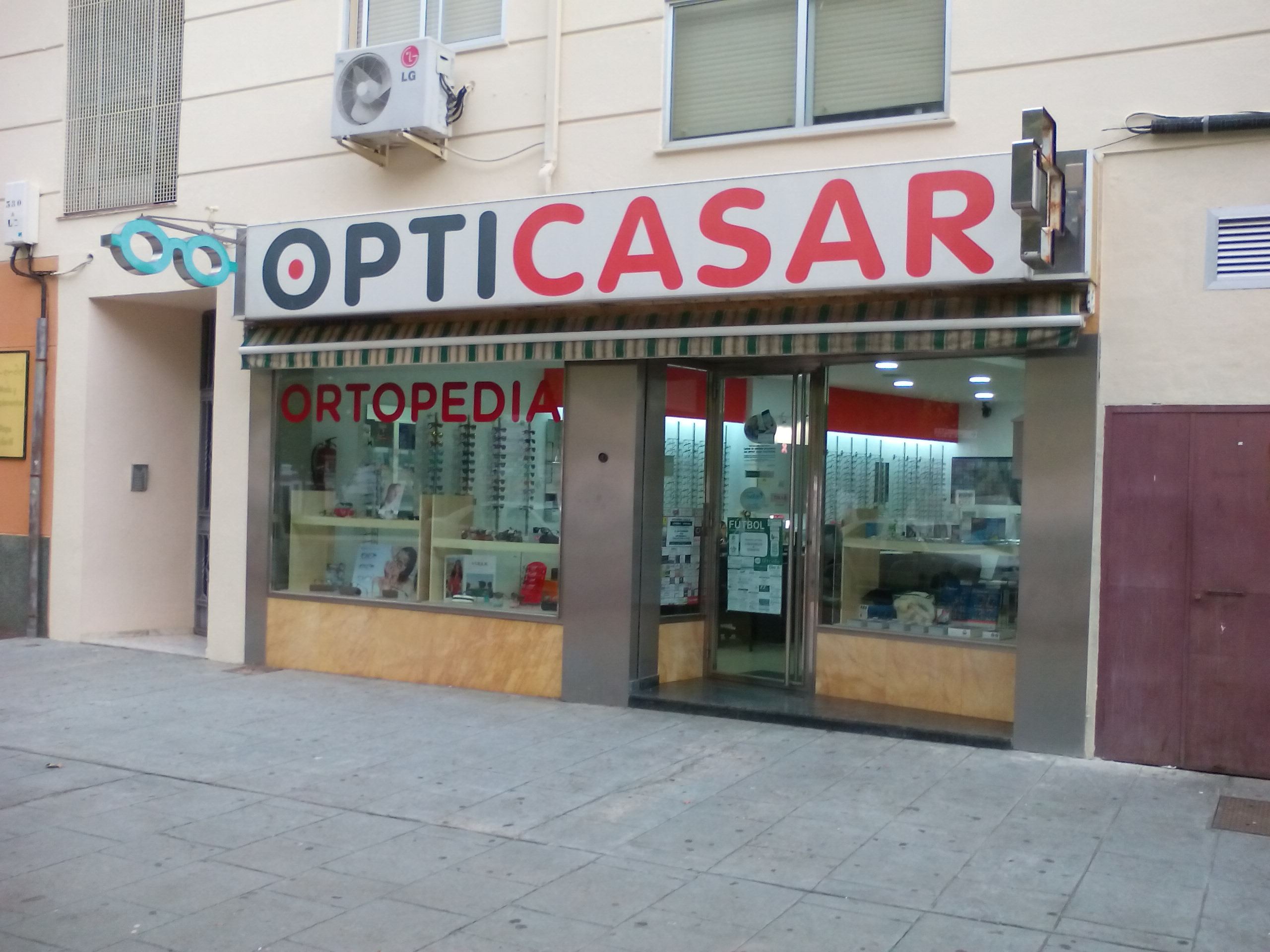 optica ortopedia Casar de Cáceres