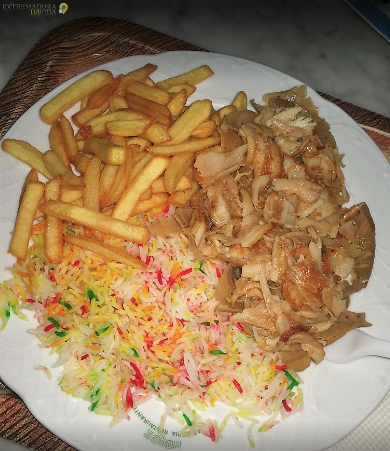 Kebab Navalmoral de la Mata Hot Doner