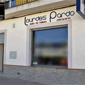 LOURDES PARDO PELUQUERIA