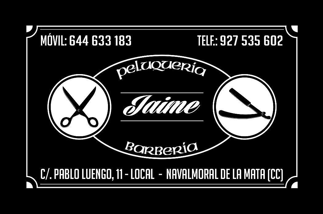 PELUQUERIA JAIME EN NAVALMORAL DE LA MATA