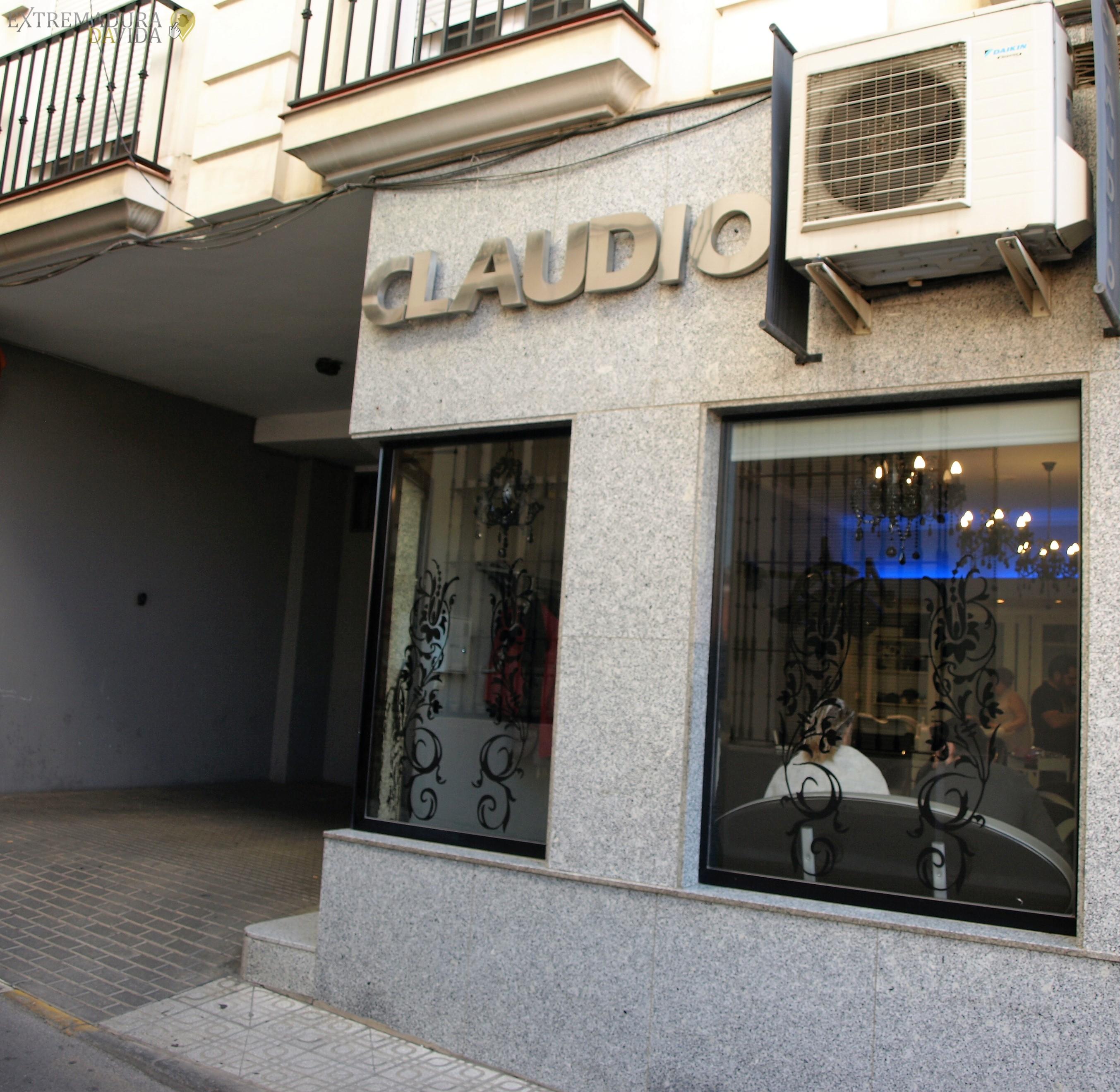 peluqueria Almendralejo Claudio