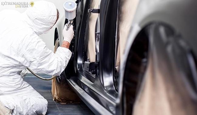 Pintar barato el coche en Zafra Padilla