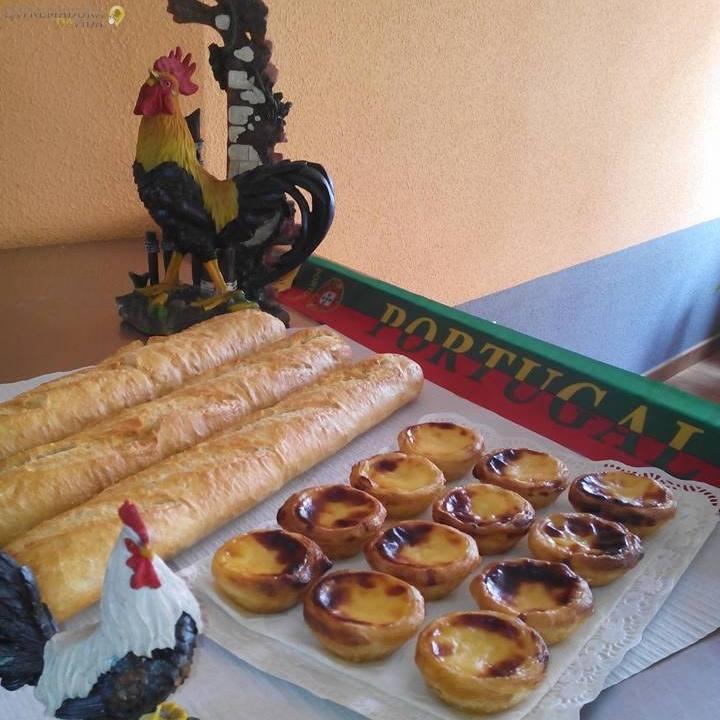 Pollos a la brasa Almendralejo Sabores de Portugal