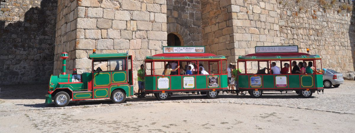 tren turístico Trujillo