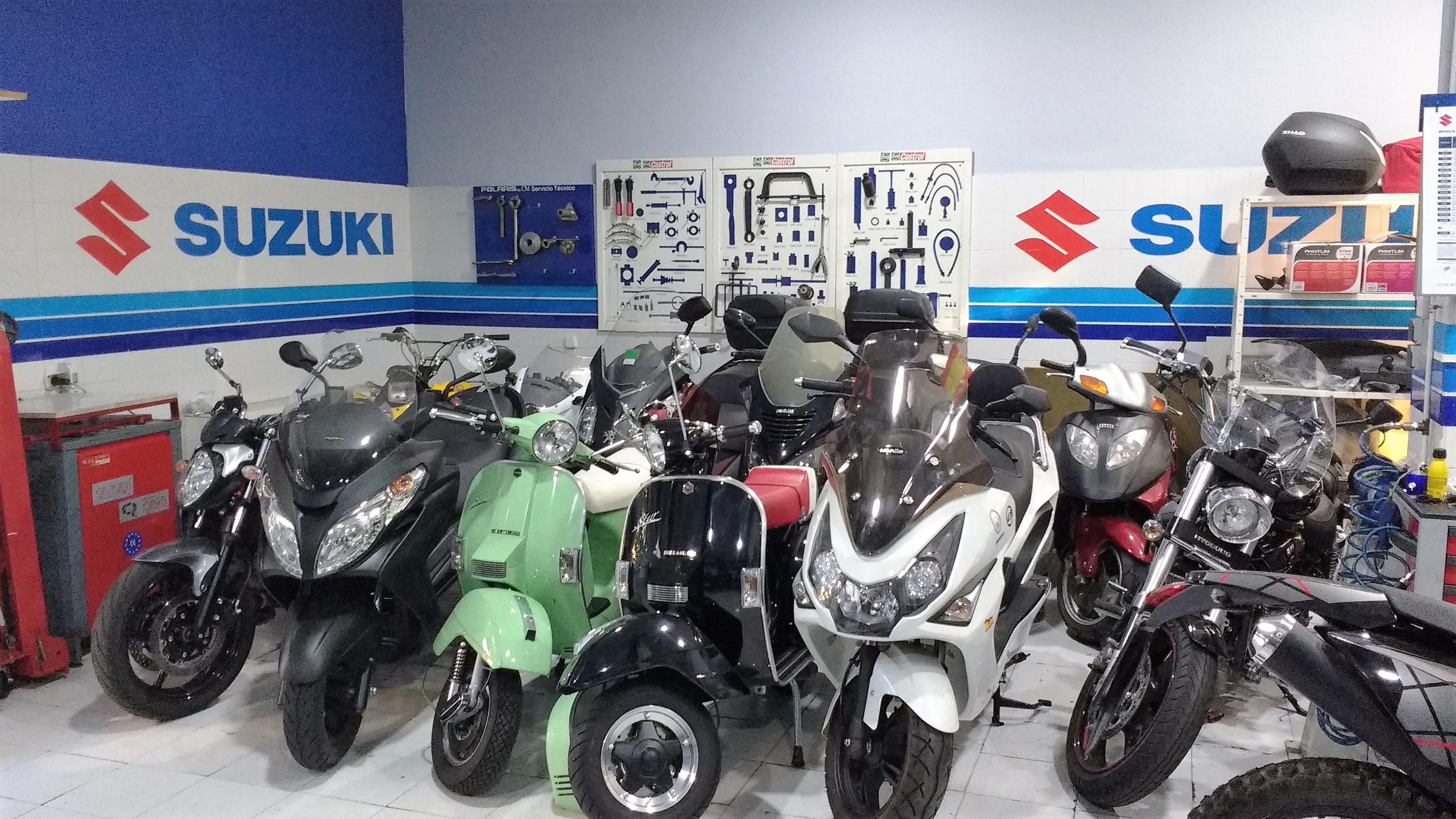 TALLER DE MOTOS GO MOTOR EN CACERES