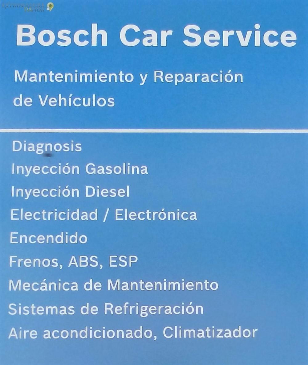 TALLER MECANICO EN CACERES CARRERO BOSCH