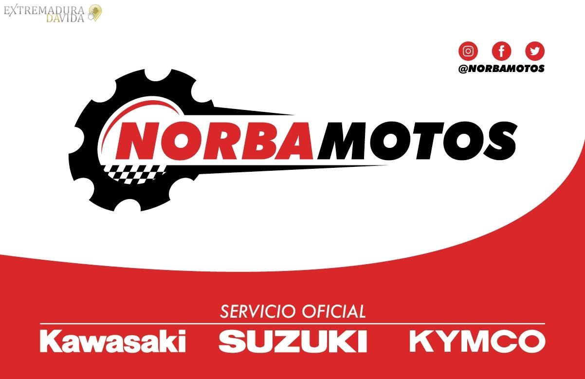 Taller motos en Cáceres Norbamotos
