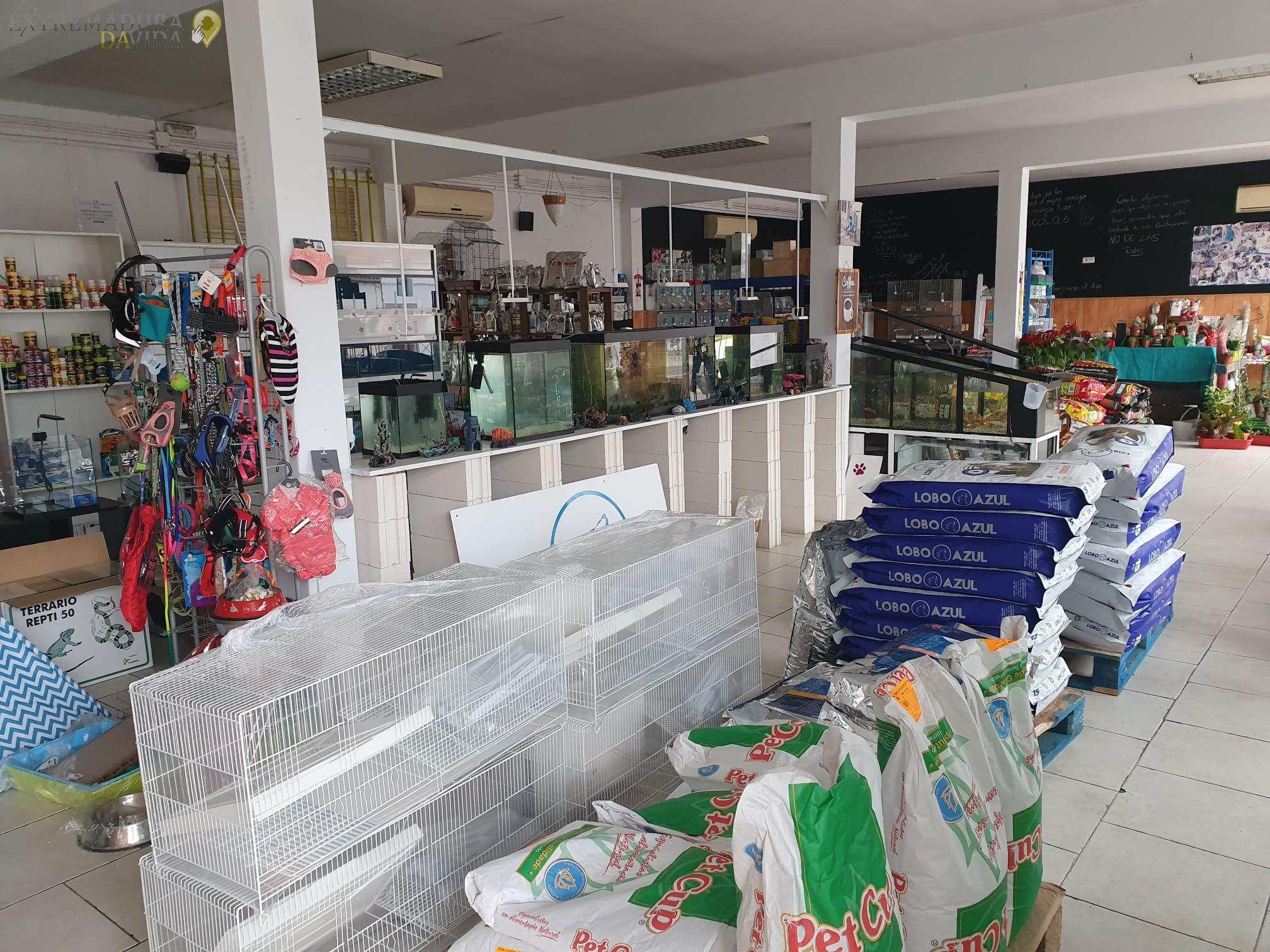 Tienda de animales en Almendralejo Destino Piensos
