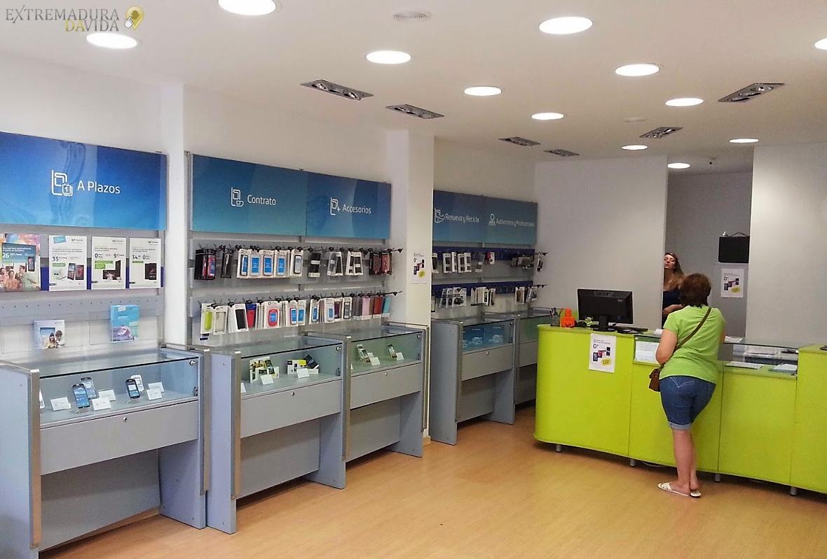 Tienda de moviles Valencia de Alcantara Decibelio Movistar